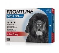 MERIAL  Frontline spot on cani da 4 pipette da 40 - 60 kg 4,02ml