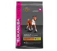 Eukanuba adult taglia media 3Kg