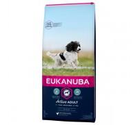 Eukanuba adult taglia media 12Kg