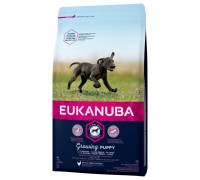 Eukanuba puppy taglia grande large  da kg 12