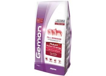 Monge Gemon by Monge All Breeds Adult Action Energy con Pollo da 15 kg