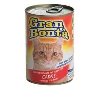 Monge GRAN BONTÀ  Bocconcini con Carne da gr 400 per gatto