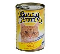 Monge GRAN BONTÀ  Bocconcini con Pollo da gr 400 per gatto