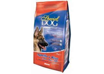 Monge SPECIAL DOG premium crocchette con Agnello e Riso da 15 kg