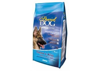 Monge SPECIAL DOG premium crocchette con Tonno e Riso da 15 kg