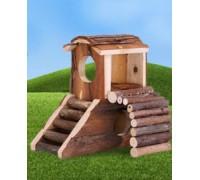 Vitakraft - Castello dei divertimenti in legno