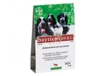 Bayer Bayticol 6% Da 5ml