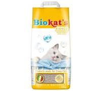 BIOKAT'S sabbia BIANCO KG10 NEW