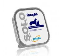 DRN - SOLO QUAGLIA 300g per gatto
