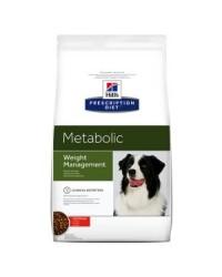 Hill's Prescription Diet Metabolic Canine Original perdita e mantenimento peso 12Kg secco