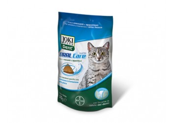 Bayer  Joki Plus Dent Oral Care Gatto da 50 g