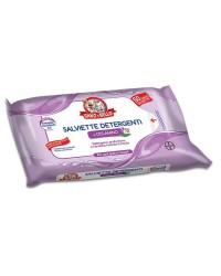 Bayer - Salviette Detergenti ciclamino per cani 50 pz