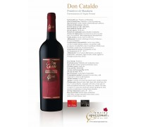 Don Cataldo primitivo di Manduria 75cl