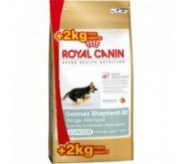 Royal Canin GERMAN SHEPHERD JUNIOR 30 da kg 12+2kg gratis (3,04/kg)