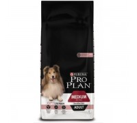 Purina Pro Plan Cane Adult Medium Sensitive Skin Salmone & Riso da kg 14