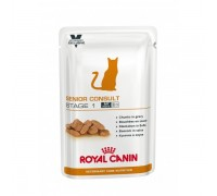 ROYAL CANIN DIET SENIOR CONSULT STAGE 1 UMIDO GATTO da gr. 100