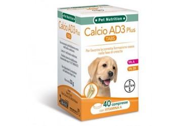 Bayer - Calcio AD3 sol. Svil tabs 40 cpr