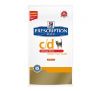 Hill' s Prescription Diet c/d  Feline Urinary Stress Pollo da kg 1,5