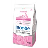 Monge SUPERPREMIUM All Breeds Adult Maiale Riso e Patate da kg 12 cane