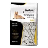 Golosi Bisquit COUNTRY Light biscotti per cani da 600 gr