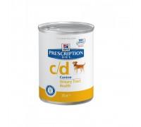Hill's Prescription Diet  c/d Canine Original calcoli da struvite 370gr umido