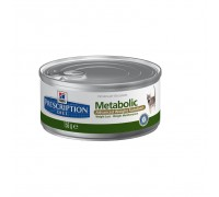 Hill's Prescription Diet Feline Metabolic 156gr umido