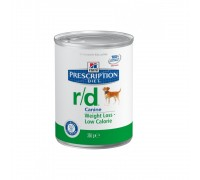 Hill's Prescription Diet Cane r/d obesità 350 gr umido