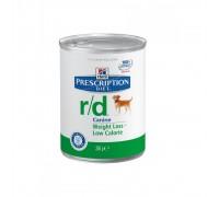 Hill's Prescription Diet Cane r/d obesità 370gr umido