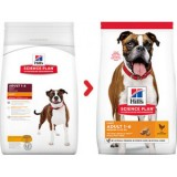 Hill's Science Plan Canine Adult Medium Light con Pollo 14 Kg secco Offerta