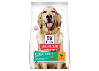 Hill's Science Plan Perfect Weight Large Breed Adult Alimento per Cani con Pollo da kg 12