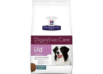 Hill's Prescription Diet I/D Sensitive per Cane da kg 12
