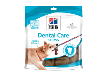 Hill's Dental Care Chews Treats per Cani da 170 gr