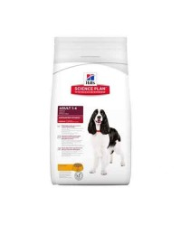 Hill's Science Plan Canine Adult Advanced Fitness Medium con Pollo 12 kg secco OFFERTA !!