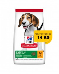 Hill's Science Plan Puppy Healthy Development Medium Chicken ( Pollo ) 14 Kg secco ex 12 kg OFFERTA € 2,97 / kg