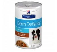 Hill's Derm defense skin care Spezzatino per Cani al Pollo e Verdure umido da gr 354