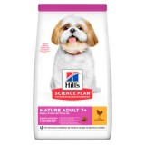 Hills Science Plan Canine Mature Adult 7+ Active Longevity Small & Mini con Pollo 300 gr