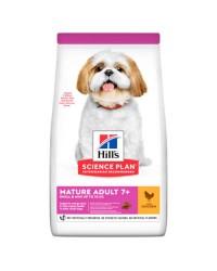 Hills Science Plan Canine Mature Adult 7+ Active Longevity Small & Mini con Pollo 1,5 Kg