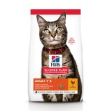 Hill's Science Plan Feline Adult Optimal Care Pollo 10 kg secco