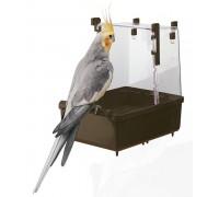Ferplast Bagnetto in plastica per pappagalli L101