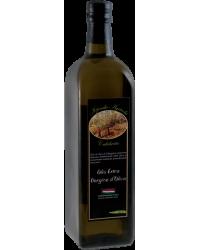 Olio extra vergine d'Oliva  Calabretto - (Varietà Leccino)  - 750ml