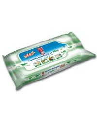 Bayer - Salviette Detergenti aloe per cani 50 pz