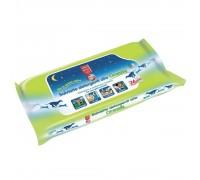 Bayer - Salviette Detergenti citronella per gatti 50 pz