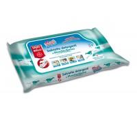 Bayer - Salviette Detergenti muschio bianco per cani 50 pz